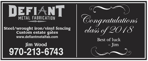 Defiant_Metal_Fabrication_2018graduation