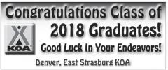 Denver_East_Strasburg_KOA_2018graduation