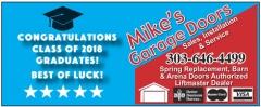 Mike's_Garage_Doors_n_2018graduation