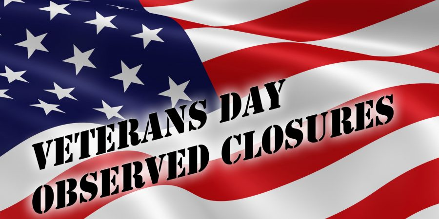 Veterans' Day (Observed) Nov. 10, 2017 - I-70 Scout ...